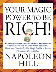 Cover of: Your Magic Power to be Rich!