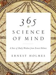Cover of: 365 Science of Mind