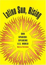 Cover of: Latino Sun, Rising