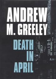 Cover of: Death in April