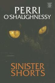 Cover of: Sinister shorts