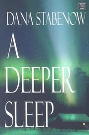 Cover of: A Deeper Sleep