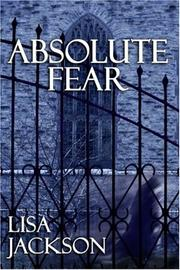 Cover of: Absolute Fear