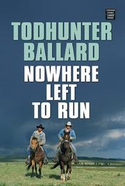 Cover of: Nowhere Left to Run