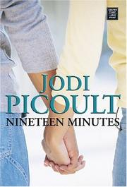 Cover of: Nineteen Minutes