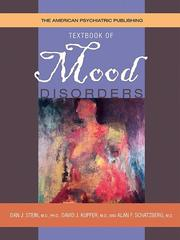 Cover of: The American Psychiatric Publishing Textbook of Mood Disorders |