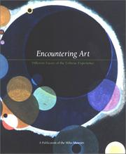 Cover of: Encountering Art