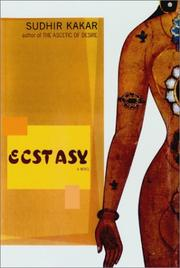 Cover of: Ecstasy
