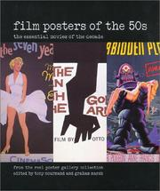 Cover of: Film Posters of the 50s | Tony Nourmand