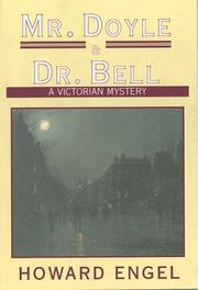 Cover of: Mr. Doyle and Dr. Bell (Victorian Mysteries (Overlook))