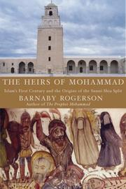 Cover of: The Heirs of Muhammad | Barnaby Rogerson