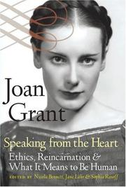 Cover of: Speaking From the Heart