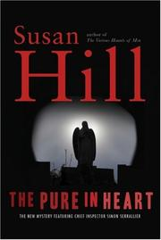 Cover of: The Pure in Heart | Susan Hill