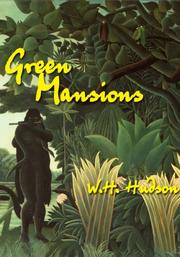 Cover of: Green Mansions