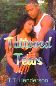 Cover of: Tattooed tears