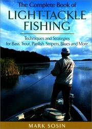Cover of: The Complete Book of Light-Tackle Fishing