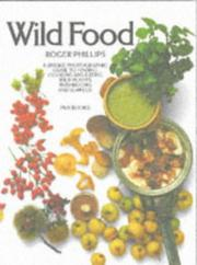 Cover of: Wild Food (Natural History Photographic Guides)
