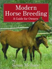 Cover of: Modern Horse Breeding: A Guide for Owners