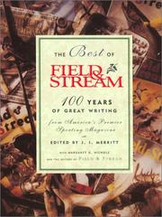 Cover of: The Best of Field & Stream | J. I. Merritt
