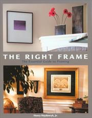 Cover of: The Right Frame | Henry Heydenryk Jr.