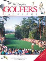Cover of: The Complete Golfer's Handbook