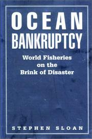 Cover of: Ocean Bankruptcy | Stephen Sloan
