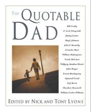 Cover of: The quotable dad |