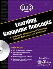 Learning Computer Concepts by Shelley O'Hara