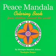 Cover of: Peace Mandala Coloring Book