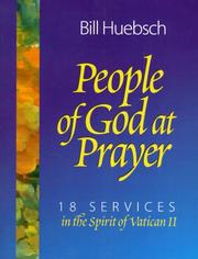 Cover of: People of God at Prayer