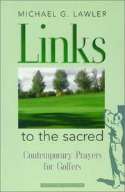 Cover of: Links to the Sacred