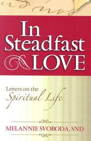 Cover of: In Steadfast Love