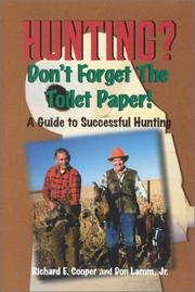 Cover of: Hunting? Don
