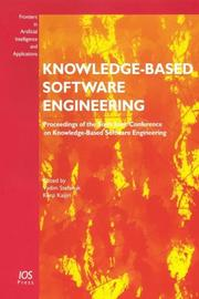 Cover of: Knowledge-Based Software Engineering | Vadim Stefanuk