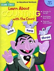 Cover of: Learn About Counting With the Count (Sesame Street) |