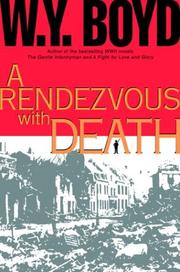 Cover of: A rendezvous with death