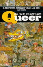 Cover of: Queer (Picador Books) | William S. Burroughs