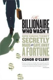 Cover of: The billionaire who wasn't