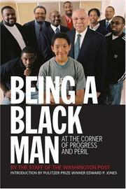 Cover of: Being a Black Man |