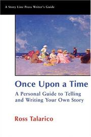 Cover of: Once Upon A Time | Ross Talarico