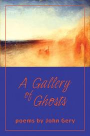 Cover of: A gallery of ghosts