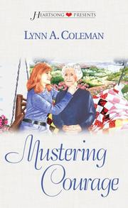 Cover of: Mustering courage