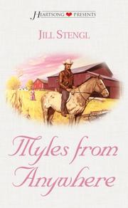 Cover of: Myles from anywhere | Jill Stengl