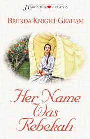 Cover of: Her name was Rebekah