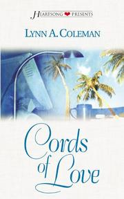 Cover of: Cords of love