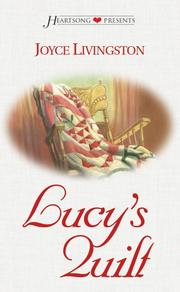 Cover of: Lucy's quilt