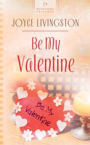 Cover of: Be my valentine