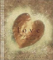 Cover of: Love | Henry Drummond