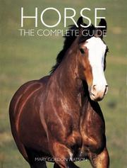 Cover of: Horse