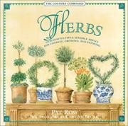 Cover of: The Country Cupboard: Herbs